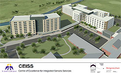 CEISS Project Rendering