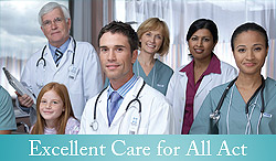 Excellent Care for All Act (ECFAA)
