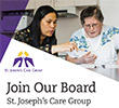 Join Our Board - St. Joseph's Care Group