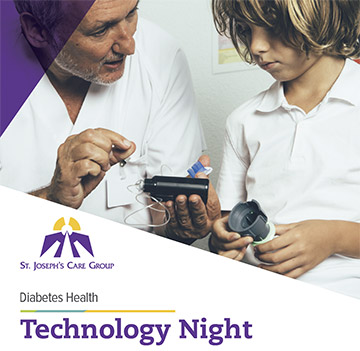 Diabetes Health Technology Night