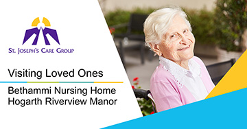 Visiting Loved Ones in Long-Term Care Homes - Update!