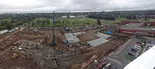 416 Long-Term Care (LTC) Beds, Expansion to Hogarth Riverview Manor (HRM) - Construction - September 10, 2013