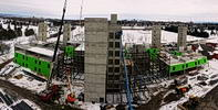 416 Long-Term Care (LTC) Beds, Expansion to Hogarth Riverview Manor (HRM) - Construction - March 20, 2014