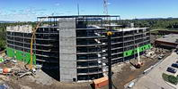 416 Long-Term Care (LTC) Beds, Expansion to Hogarth Riverview Manor (HRM) - Construction - June 13, 2014