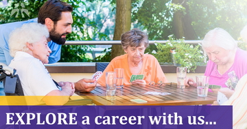 Personal Support Worker - EXPLORE a career with us...