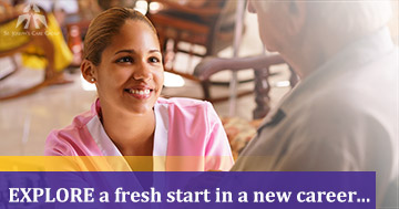 Personal Support Worker - EXPLORE a fresh start in a new career...
